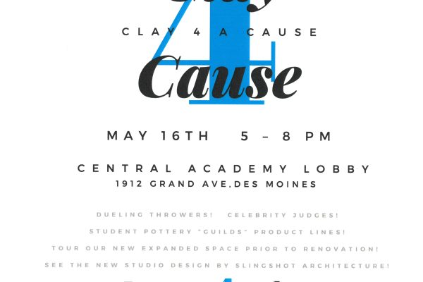 Clay 4 A Cause