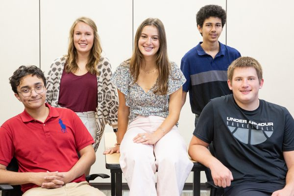 Fab Five: Students Tapped as National Merit Semi-Finalists